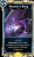 Mentor's Ring (Legends) DWD