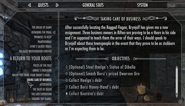 ไฟล์:Quests (Skyrim) Interface.png