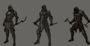 Thieves Guild armature