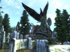Айлейдская статуя