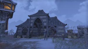 Здание в СВМ 4
