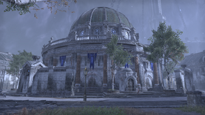 Здание в Храмовом районе 9