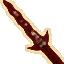 Иконка Даэдрический кинжал (Oblivion)