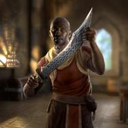 Резной меч (Арт)
