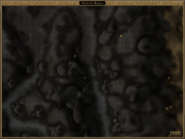 Airan's Teeth Local Map Morrowind