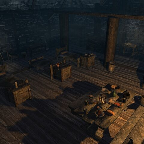 Wnętrze Argoniańskiego Skupiskka