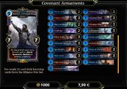 Covenant Armaments Deck 2