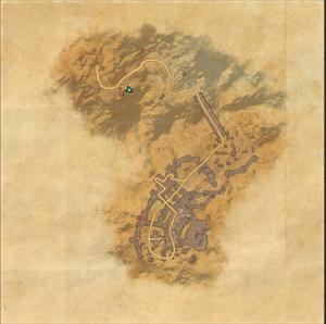 ESO Hel Ra Citadel Map