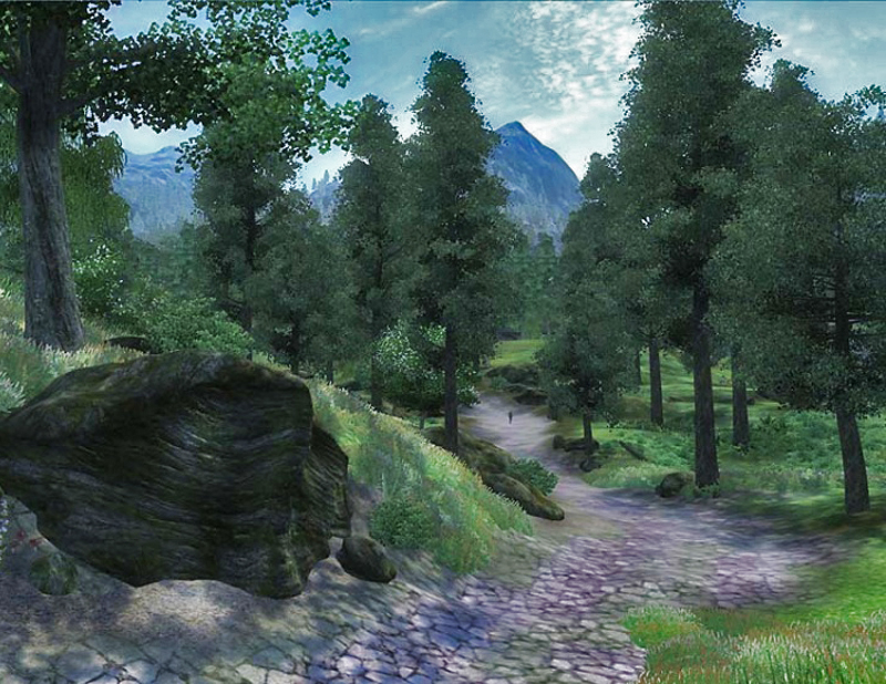 Great Forest Oblivion Elder Scrolls Fandom Powered By Wikia