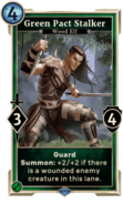 Green Pact Stalker (Legends) DWD
