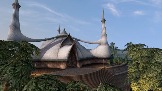 File:Mournhold, Temple Courtyard - Morrowind.png