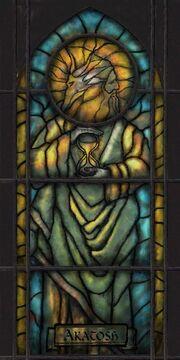 Nine ob akatosh window