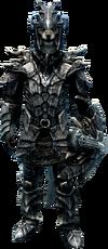 Драконья чешуйчатая броня (м)
