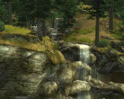 Коловианское нагорье - пещера Чёрная Скала
