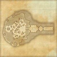 Пасть Лорхаджа (план) 4