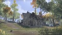 Сиродил (Online) — Сожжённое поместье Хедоран