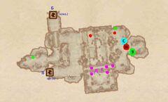 Форт Хомстед - Зал героев. План