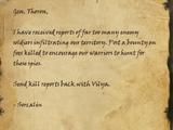 Bounty Order from Sorcalin