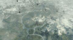 Dead Man's Respite map