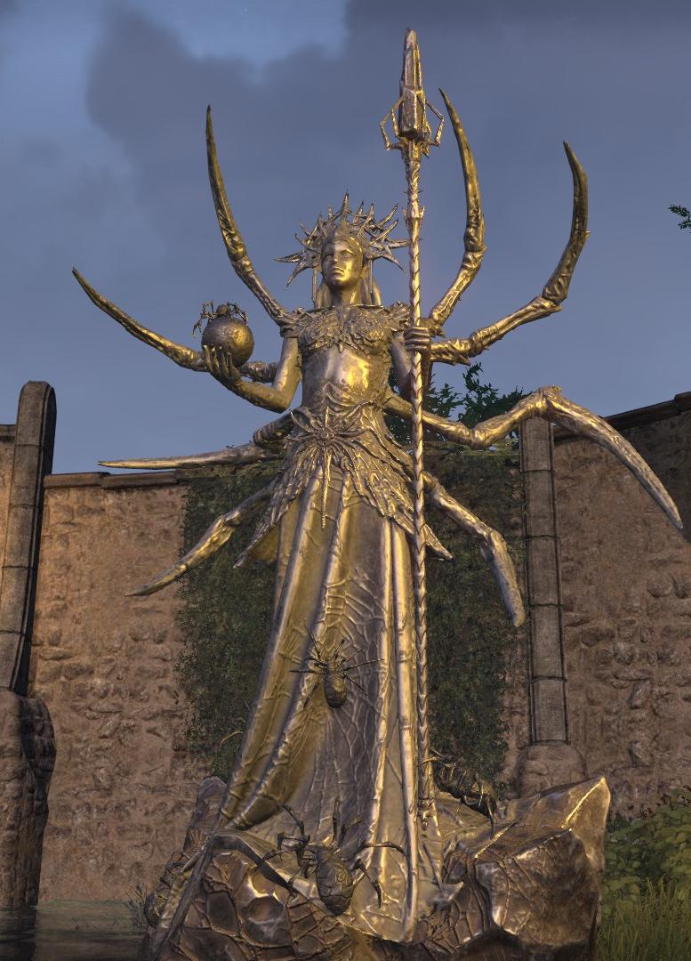 Mephala | Elder Scrolls | FANDOM powered by Wikia