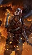 Skaven Pyromancer card art