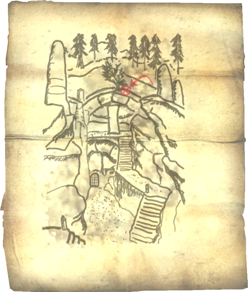 Treasure Maps (Skyrim)   Elder Scrolls   FANDOM powered by Wikia