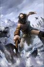 Wojowniczy gigant (Legends)