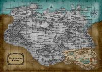Рифт карта