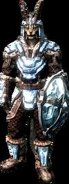 Сталгримовая лёгкая броня (м)