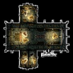 Таверна «Четыре щита» (план)