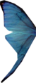 Blue butterfly wing.png