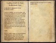Crafting Motifs 36, Dark Brotherhood Axes