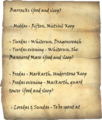 Gaius Maro's Schedule Page Two.png