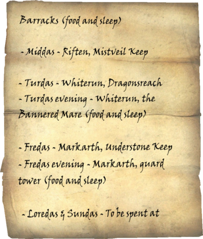 File:Gaius Maro's Schedule Page Two.png