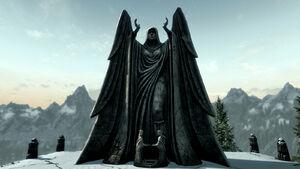 Meridia's Statue