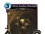 Three Feather Warchief