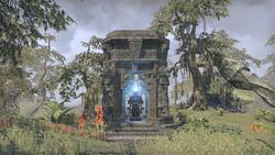 Дорожное святилище Сочащегося болота