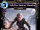 Delphine la Gran Maestra