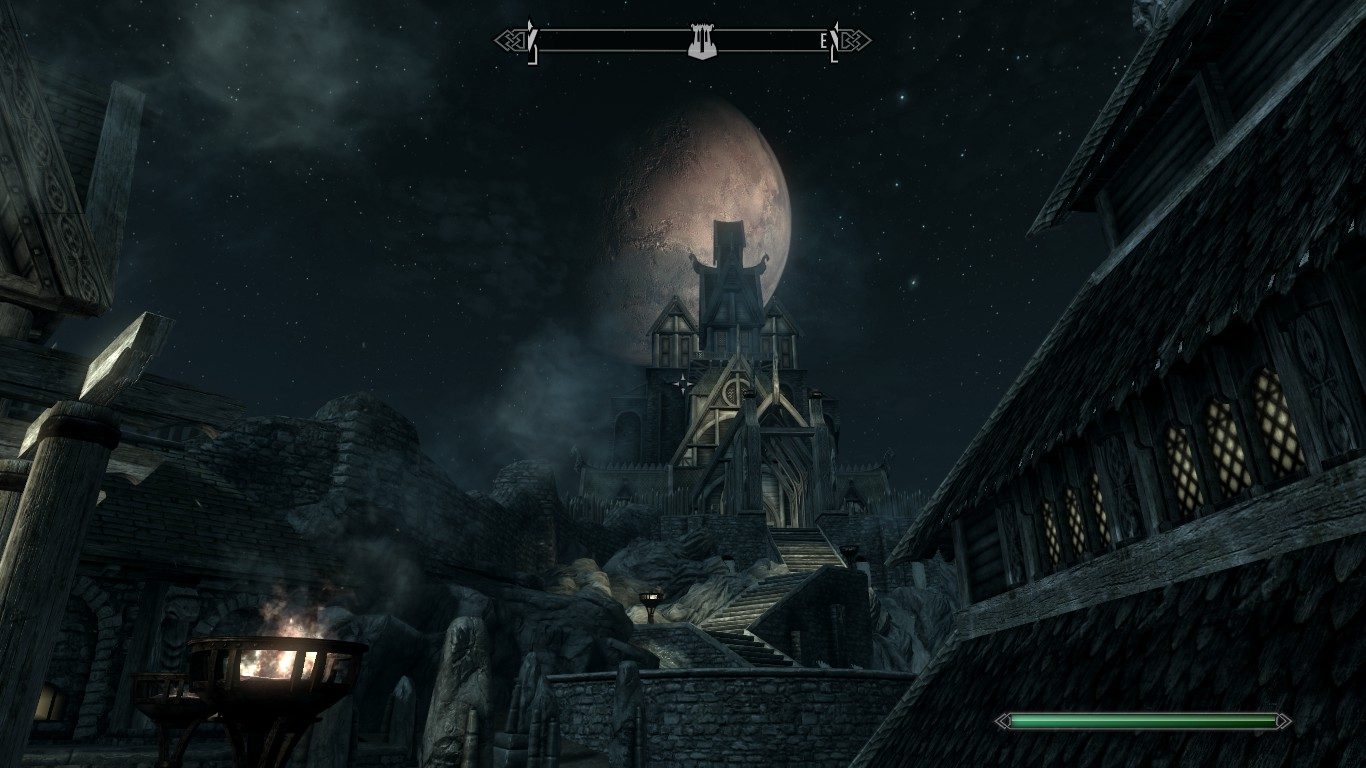 Dragonsreach full moon