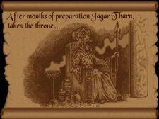 Jagar tharn throne