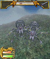 Spiders Shadowkey