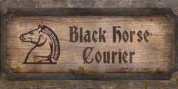 File:TESIV Sign BlackHorseCourier.png