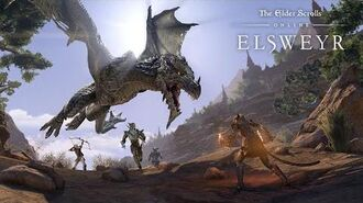 The Elder Scrolls Online Elsweyr - Tráiler de la zona