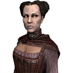 Валерика (портрет)