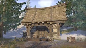 Здание в храме Мотылька Предка 5