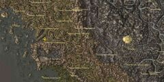 Яичная шахта Саримисун-Асса. Карта