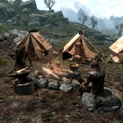Cesarski obóz na pograniczu