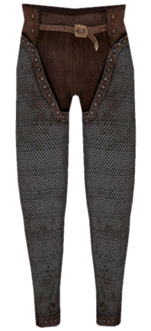 File:Chainmail Greaves.png