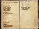 Val Vijah Va Rhook, Baandari