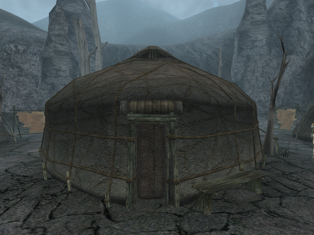 File:Wise Woman's Yurt Erabenimsun Exterior View.png